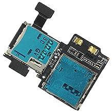 New Micro SD&SIM Card Tray Reader Flex For Samsung Galaxy S4 IV I9500 L720 M919 R970