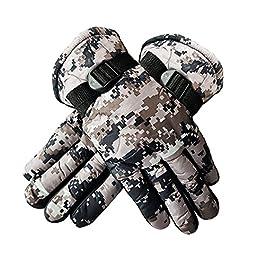 Baal Winter Gloves For Men Bike Riding Hand Gloves For Men Pack of 1 Pair