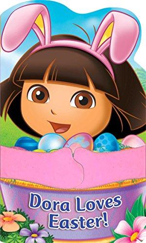 Dora the Explorer: Dora Loves Easter!: A HUGS Book -