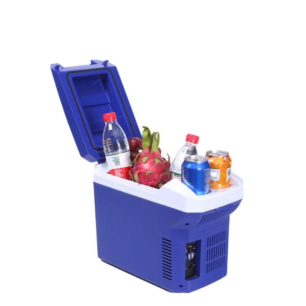 WO NICE 8L Refrigerador del Coche Modo frío/Caliente Silencio ...