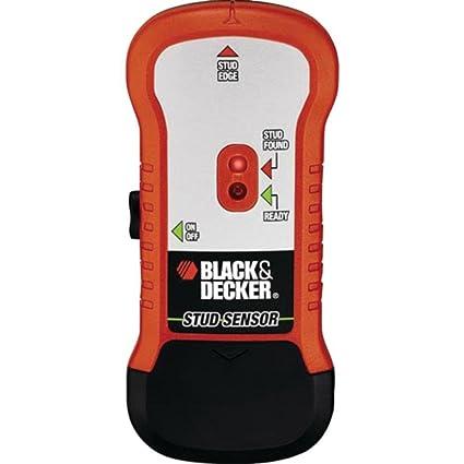 BLACK & DECKER SF100 Stud & Metal Sensor consumer electronics