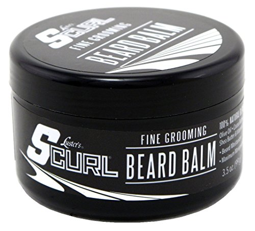 Lusters Curl Beard Balm Ounce product image