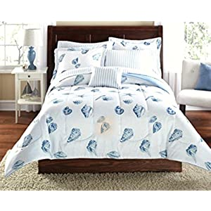 51aFpa-Op0L._SS300_ 100+ Best Seashell Bedding and Comforter Sets 2020