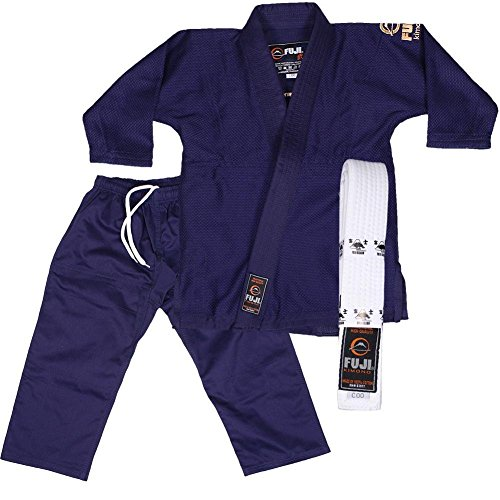 Fuji All Around BJJ GI, 7007, Navy, C2
