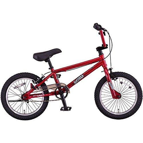 ミヤタ(MIYATA) 子供用自転車 AIR COBRA CAC1651 レッド 16インチ B01AP69J0U