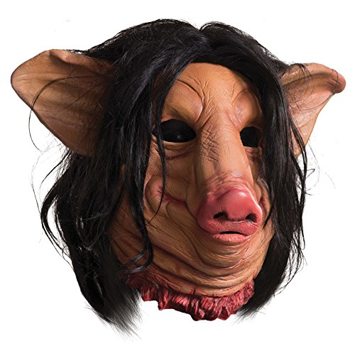 Halloween Mask- Saw Pig Face Mask -Scary Mask