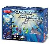 Melissa & Doug Under Sea Floor Puzzle (48-Piece)