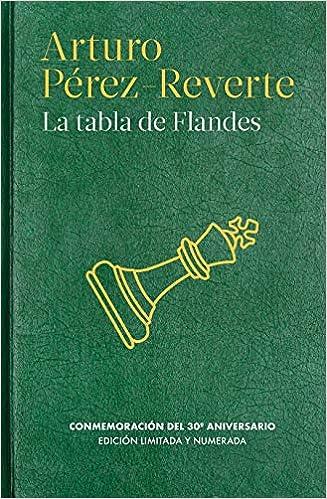 La tabla de Flandes (Best Seller): Amazon.es: Pérez-Reverte ...