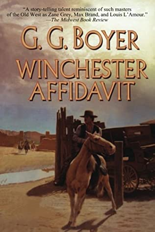 book cover of Winchester Affidavit