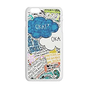 Caricature Cell Phone Case for Iphone 6 Plus by icecream design