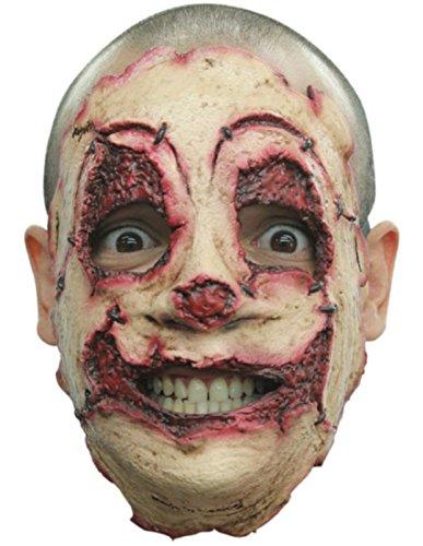 Halloween Serial Killer Mask (Ghoulish Productions Serial Killer 22 Latex)