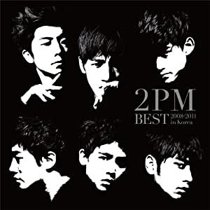 2PM BEST -2008-2011 IN KOREA- +bonus(ltd.)(TYPE B)