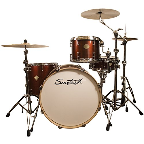 Sawtooth ST-COM-4PC-24-RS Command Series 4-Piece Shell Pack with 24