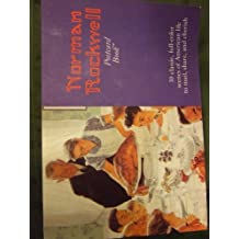 Norman Rockwell Postcard Book