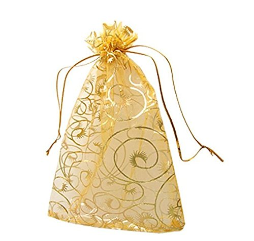 The 10 best eyelash organza drawstring pouches 2019