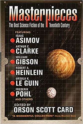 Masterpieces the best science fiction of the 20th century orson masterpieces the best science fiction of the 20th century orson scott card 9780441011339 amazon books fandeluxe Image collections
