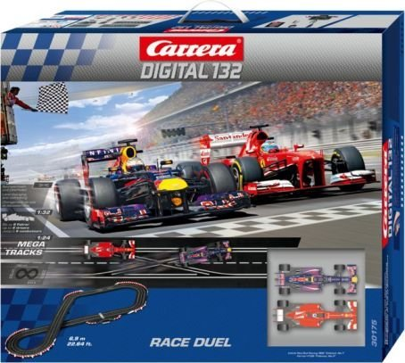 salida de fábrica Carrera Digital 132 Race Duel Playset Playset Playset by Carrera USA  hasta 60% de descuento