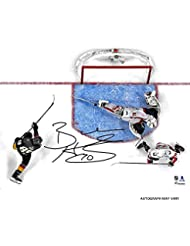 """Braden Holtby Washington Capitals 2018 Stanley Cup Champions Autographed 16"""" x 20"""" Making Save Photograph - Fanatics Authentic Certified"""
