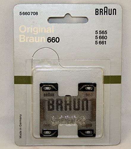 Braun – Rejilla de afeitadora Braun: Amazon.es: Grandes ...