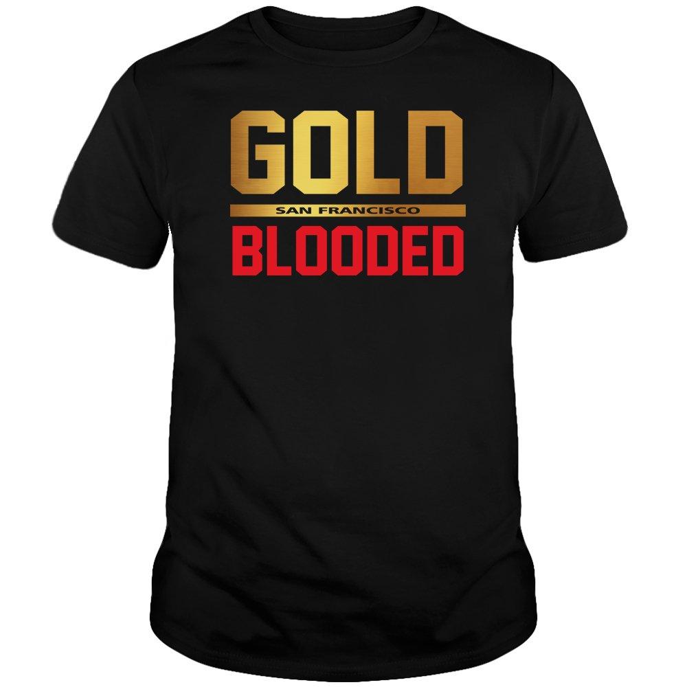 San Francisco Gold Blooded Shirt