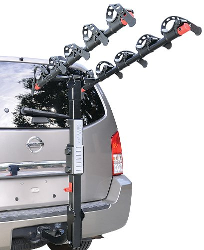 Hitch Mounted 5-Bike Carrier ()