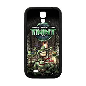 Cool painting Teenage Mutant Ninja Turtles Fashion Comstom Plastic case cover For Samsung Galaxy S4
