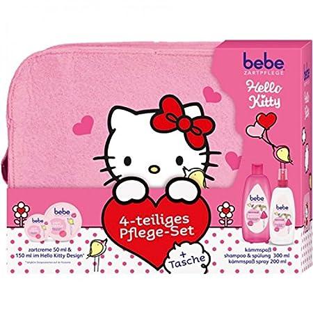 bebe Zartpflege Zartcreme/bebe Creme für zarte, junge Haut/Feuchtigkeitsspendende Creme für Kinder / 6 x 150 ml 87039