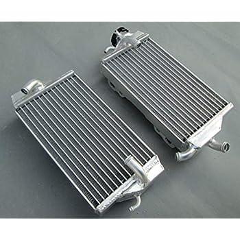 Aluminum Radiator For Honda CR250 CR250R 2-STROKE 00-01 A Pair