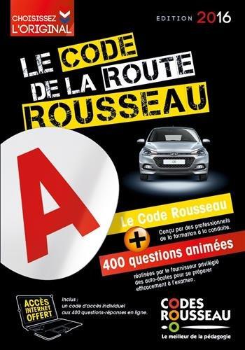 Code Rousseau Route B  dp