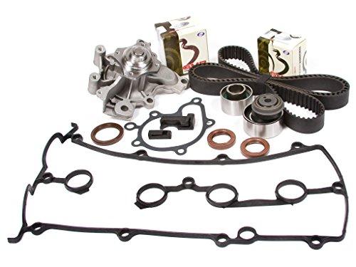Evergreen TBK228VCT Fits Ford Probe FS 2.0 DOHC 16V Timing Belt Kit Valve Cover Gasket Water Pump ()