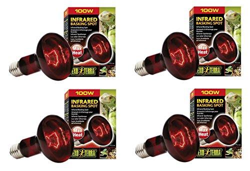 exo terra heat bulb - 7