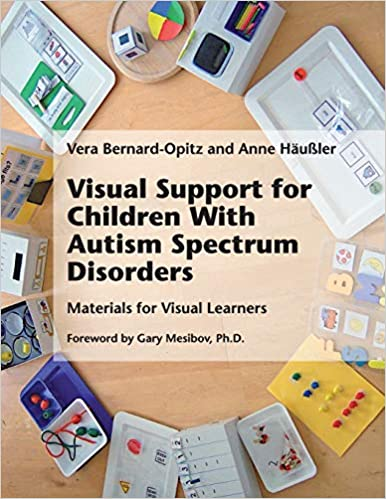 Visual Supports and Autism Spectrum Disorders - Popular Autism Related Book