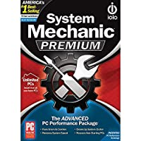 System Mechanic Premium - Unlimited PCs (NEW Version 11)