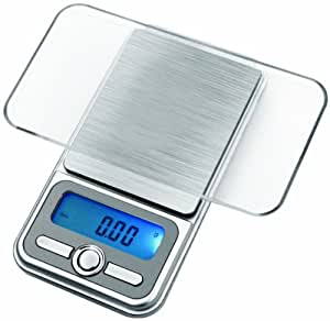 Weigh Masters Precision+ ProDigital Pocket Scale 600g x 0.1g (Silver)