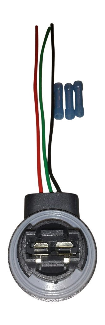 51aFyYVyvsL._SL1043_ amazon com muzzys 3157 4157 wire harness pigtail socket for led  at honlapkeszites.co