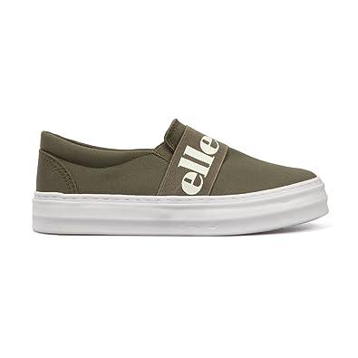 Ellesse - Panforte Slip On Shoe, Khaki, 4