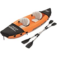 Bestway Hydro-Force Lite-Rapid X2 Inflatable Kayak with Oars - Blue
