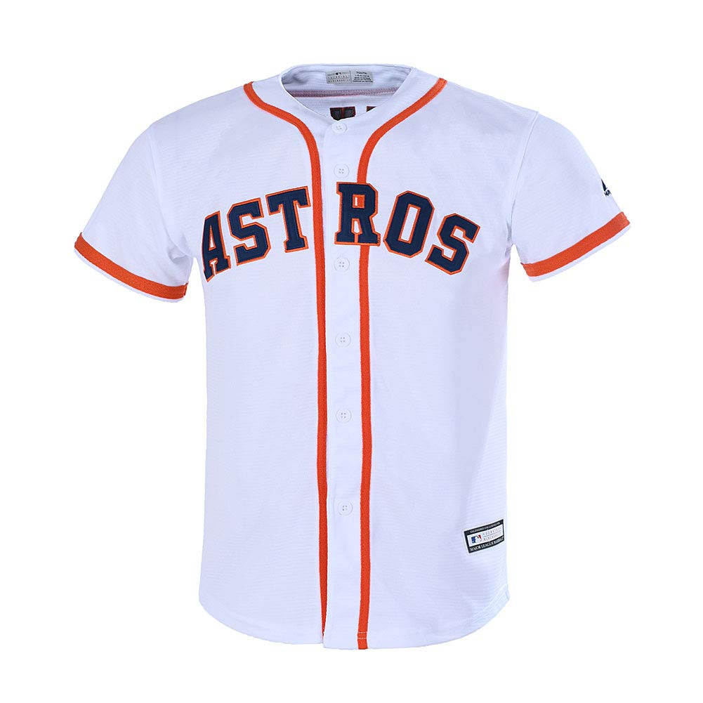 reputable site 450ad b2caf Outerstuff Youth kids 8-20 George Springer #4 Houston Astros Jersey