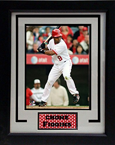 14 Deluxe Framed Collectible - Encore Select 140-BBLAA9 11 x 14 Deluxe Photo Frame-Chone Figgins