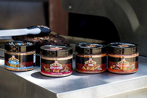 grilling rub set - 5