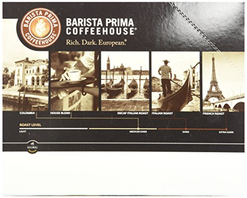 Barista Prima Decaf Coffee, Italian Roast, Rich. Dark. European., 24- Count K-Cup by Barista Prima (Image #6)