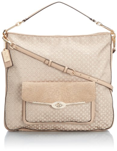 Coach Op Art Shoulder Bag - 6