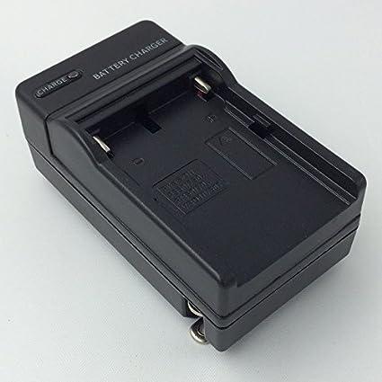 Amazon.com: Cargador de batería para cámara digital Sony ...