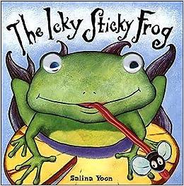 Book The Icky Sticky Frog