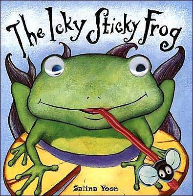 Download The Icky Sticky Frog PDF