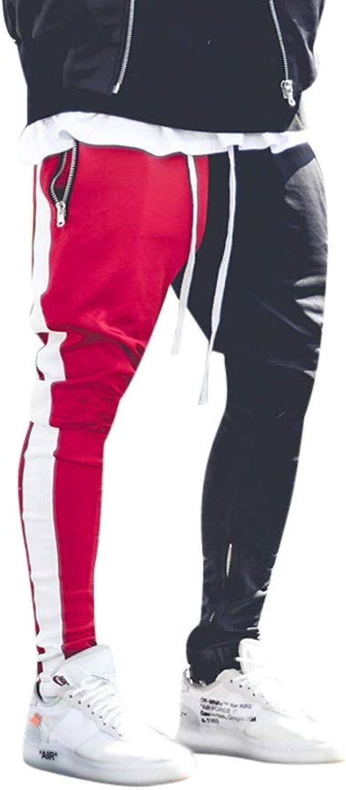 Alaso Pantalones de Deporte para Hombre, Pantalones de chándal ...