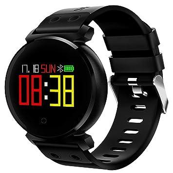 VERYMIN Reloj Inteligente Bluetooth Smart Watch IP68 a ...