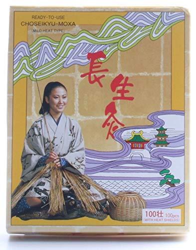 Chosei-Kyu-Ibuki Moxa (box of 100) -1 box