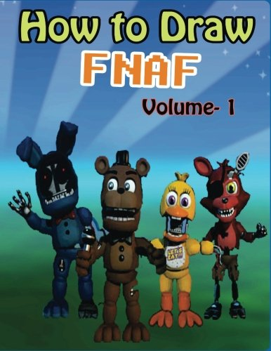 how to draw fnaf - 8