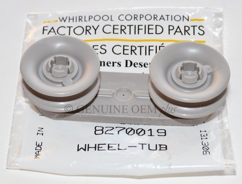 8270019 GENUINE DISHWASHER WHIRLPOOL KITCHENAID